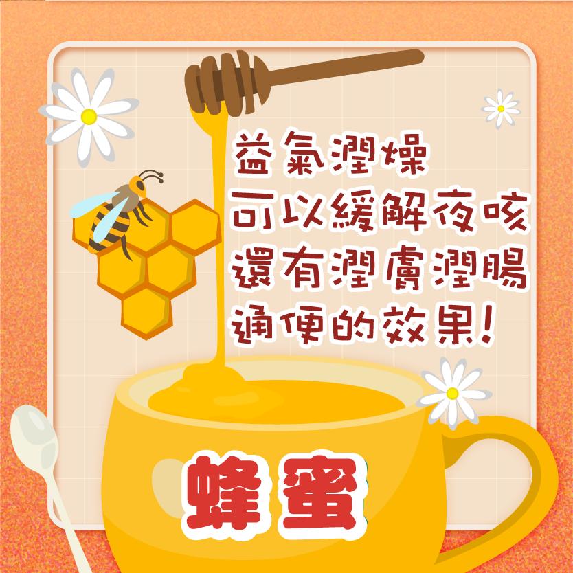 郭大維醫師|深秋養生-蜂蜜